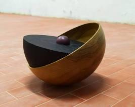 Ruben, Brulat, Half Earth, Installation view