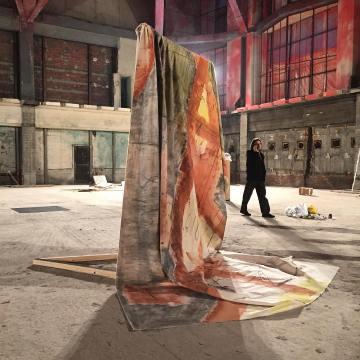 Zehra Arslan, PHI, installation view