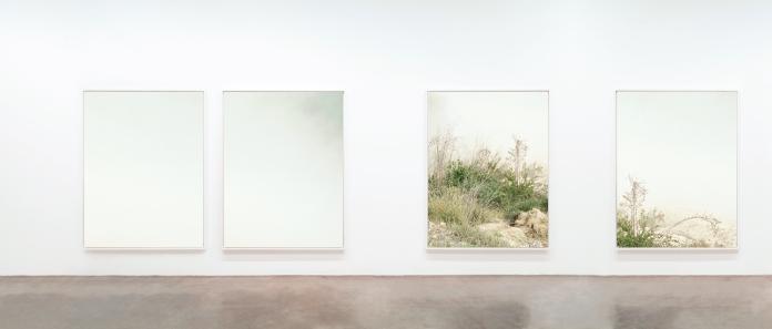 Matan Ashkenazy, A Cloud of Dust, C-type prints on aluminium, 2018, 125 x163cm each