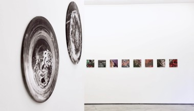 Installation view, Giulia Maiorano