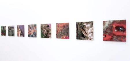 Installation view, Giulia Maiorano, Monopoli, 2019