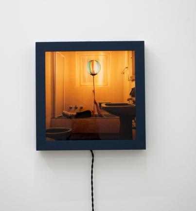 Giulia Maiorano, Le bain de l'apres-midi, Lightbox, 2019