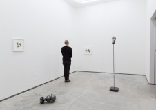 Santiago Reyes Villaveces, Spirit Level, Installation view, 2020