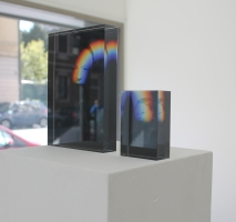 Jonny Briggs, When the clouds parted, Installation view