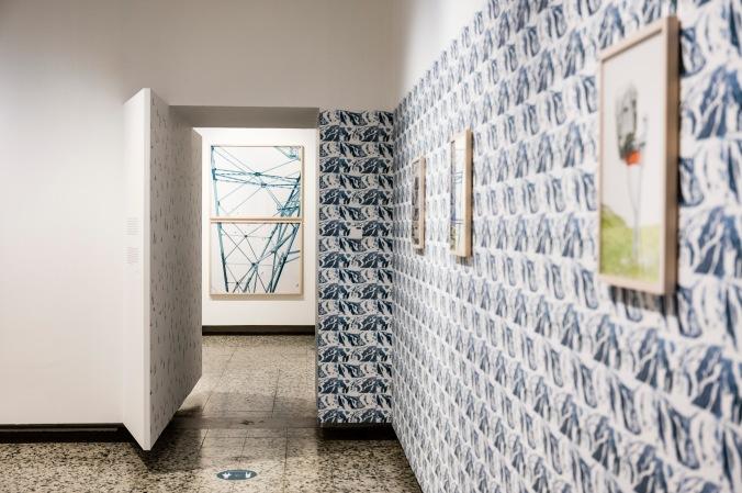 Installation view, Tramsformations, CAMERA Turin, 2021