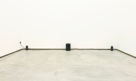Ruth Beraha, Mia Cara, Installation view